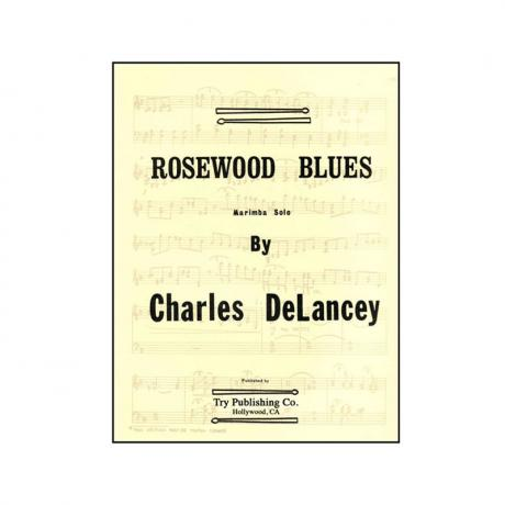 Rosewood Blues by Charles DeLancey