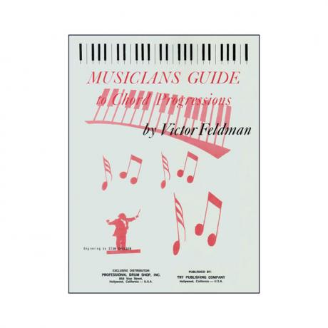 Musician's Guide To Chord Progressions by Victor Feldman