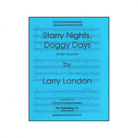 Starry Nights, Doggy Days by Larry London
