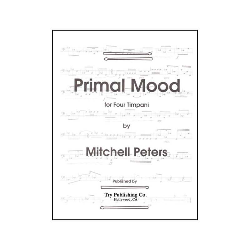Primal Mood by Mitchell Peters
