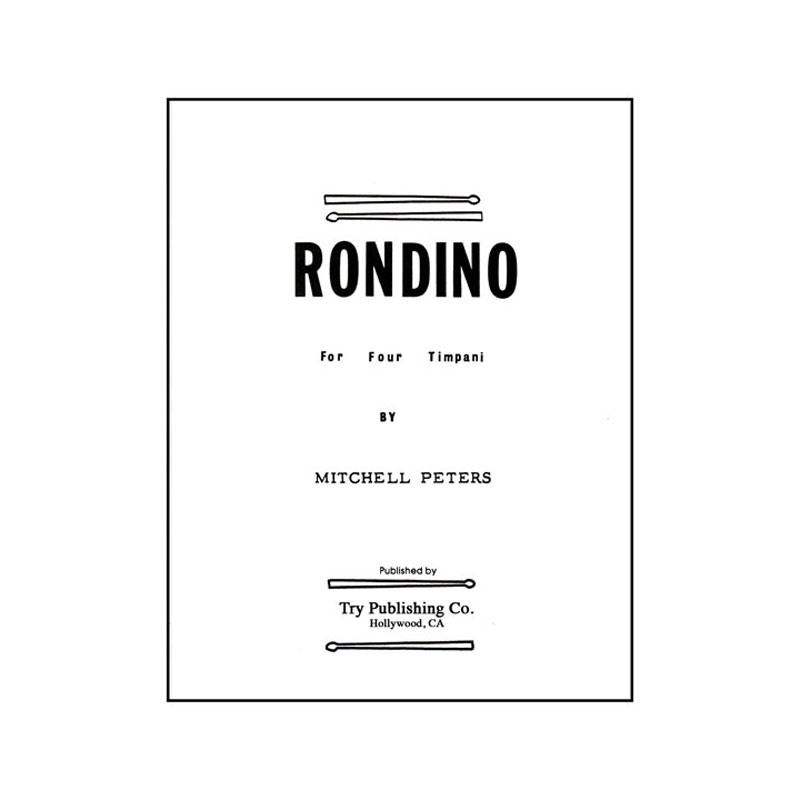 Rondino by Mitchell Peters