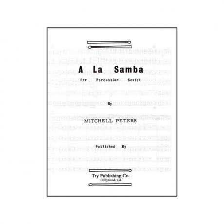 A La Samba by Mitchell Peters