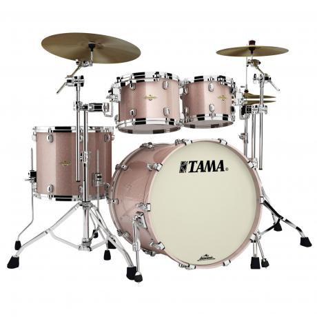Tama Starclassic Bubinga 4-Piece Drum Set Shell Pack (22