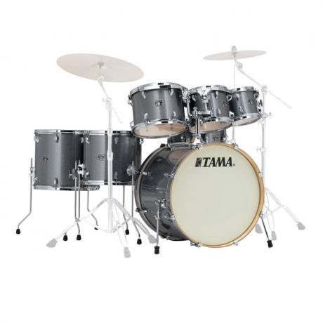 Tama Superstar Classic 7-Piece Drum Set Shell Pack (22