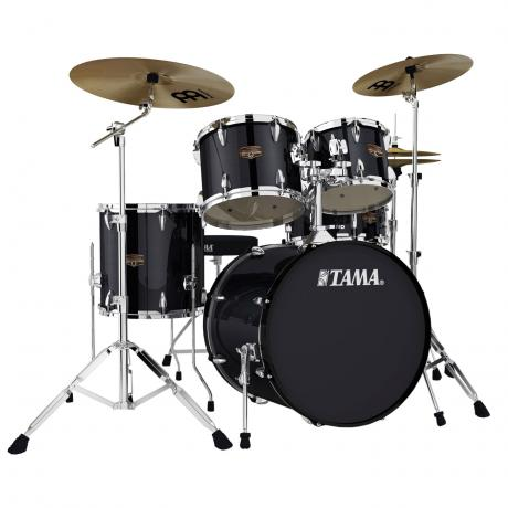 Tama Imperialstar 5-Piece Drum Set with Hardware and Cymbals (20