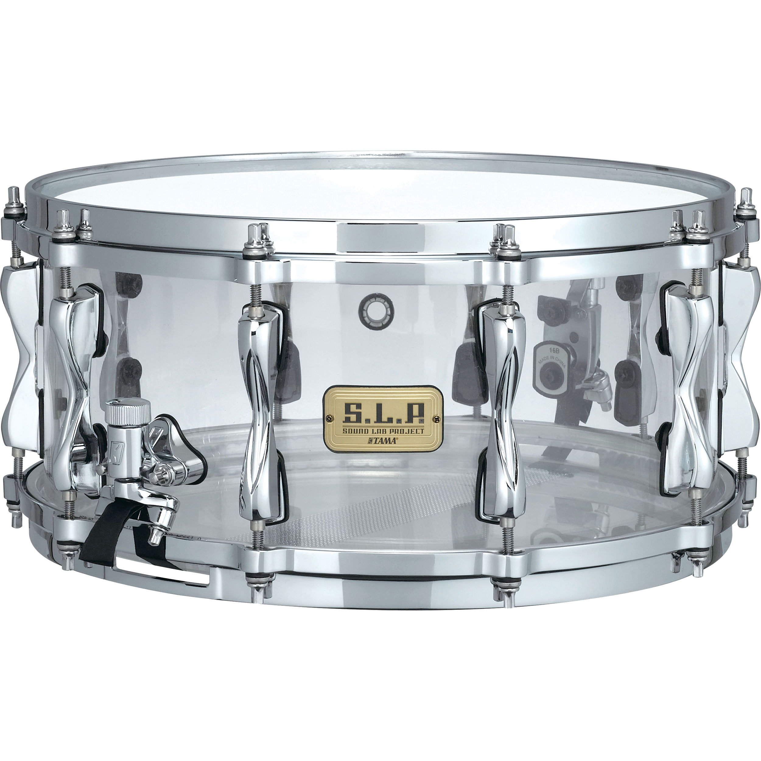 "Tama 6.5"" x 14"" Limited Edition S.L.P. Mirage Acrylic Snare Drum"