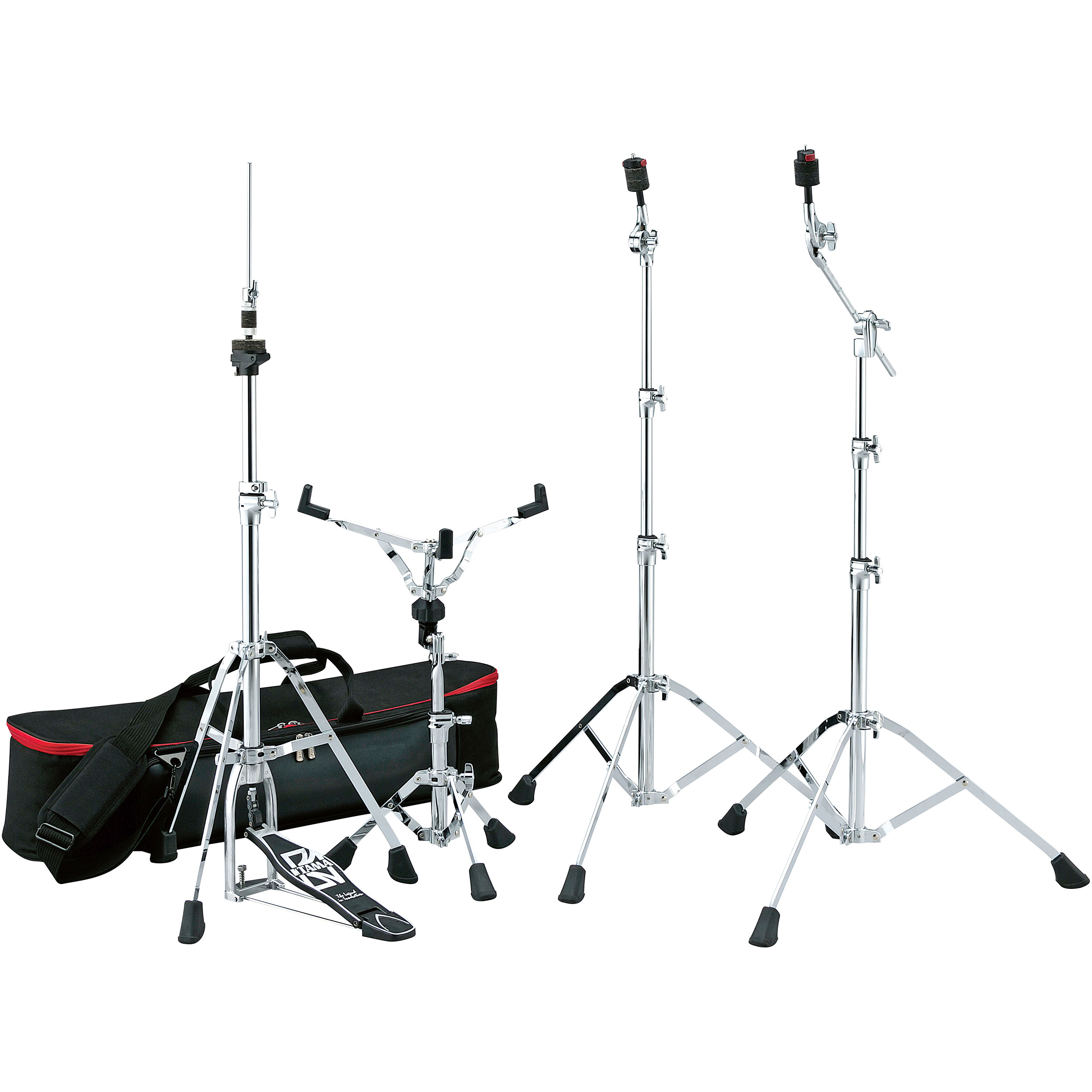 Tama Stage Master Lightweight Single Braced 4-Piece Hardware Pack with Bag