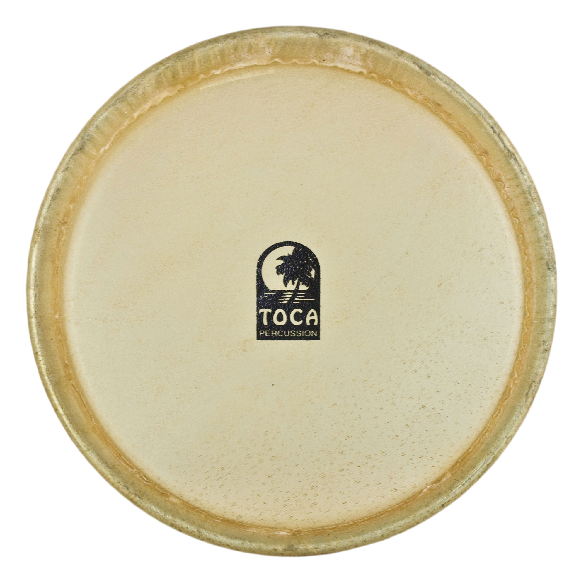 "Toca 12.5"" Traditional Rawhide Conga Drum Head"
