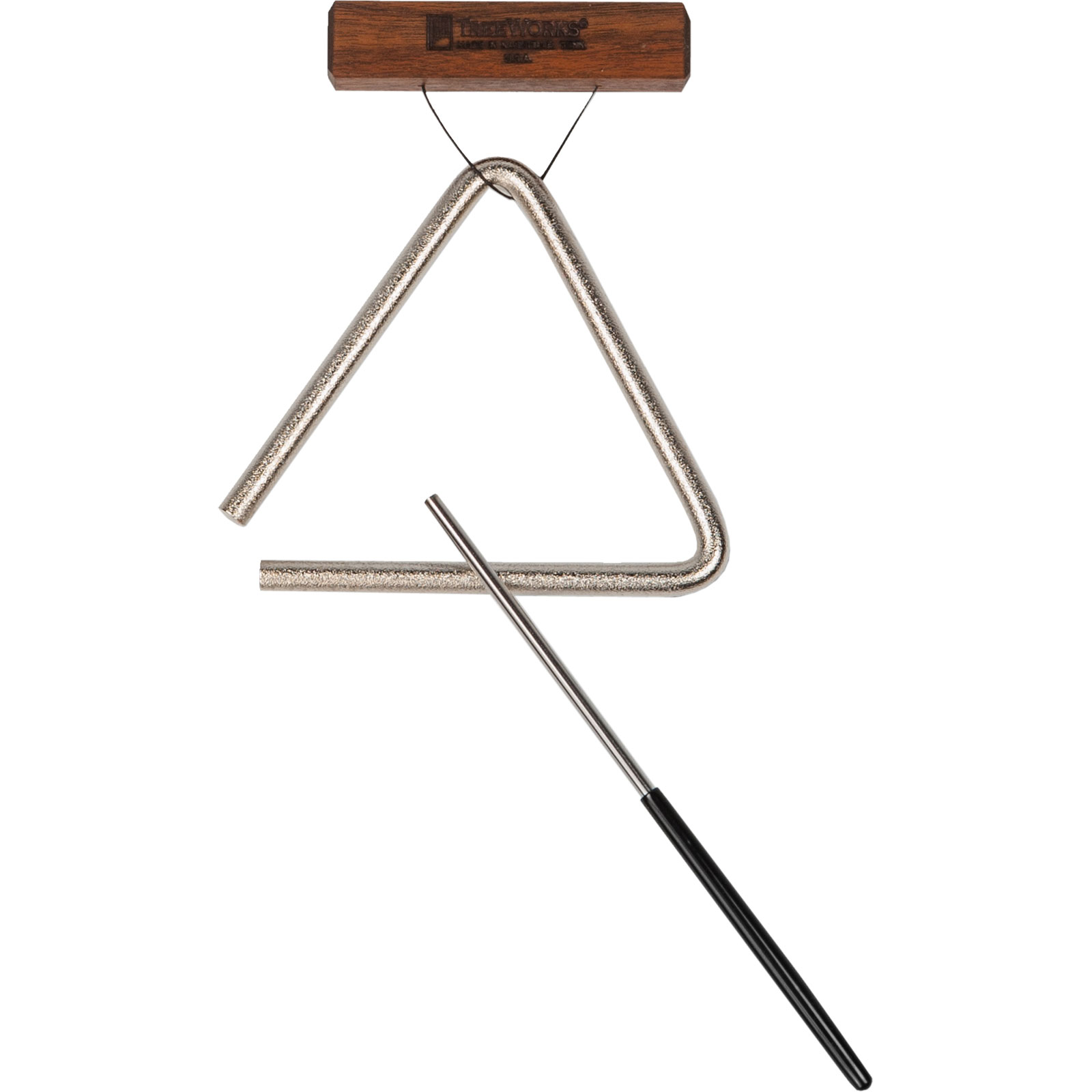 "TreeWorks 5"" Triangle with Beater & Holder"