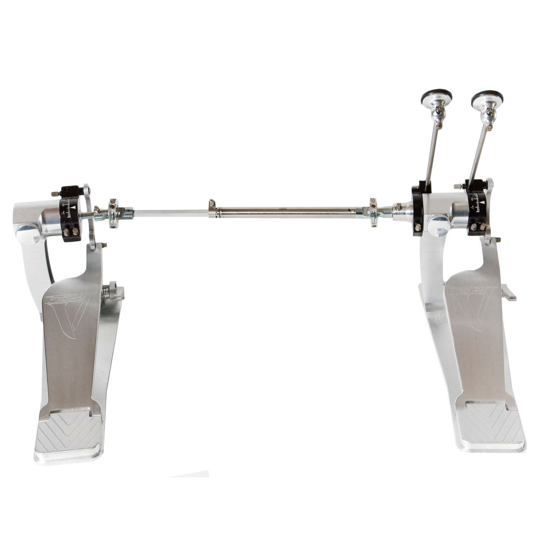 Trick Drums Pro 1-V Big Foot Double Bass Pedal