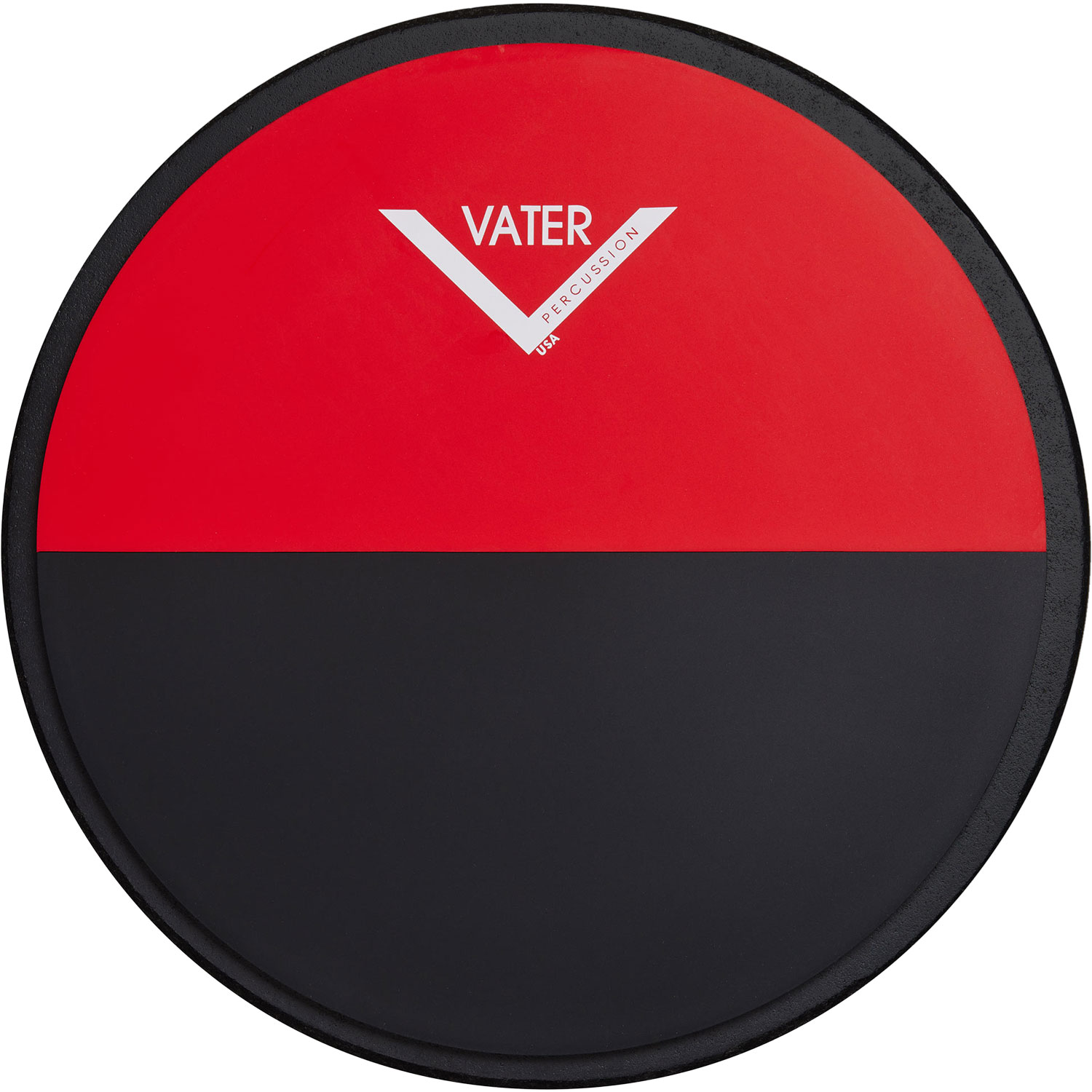 "Vater 12"" Split-Surface Chop Builder Practice Pad"