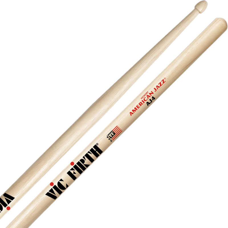 Vic Firth American Jazz #4 Drumsticks