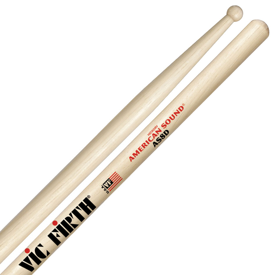 Vic Firth American Sound 8D Drumsticks