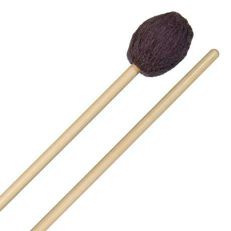 Vic Firth Robert van Sice Signature Mono-Tonal Medium Hard Marimba Mallets