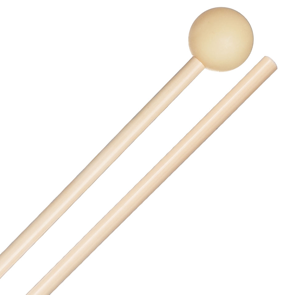Vic Firth Orchestral Series Medium Hard Urethane Xylophone/Bell Mallets