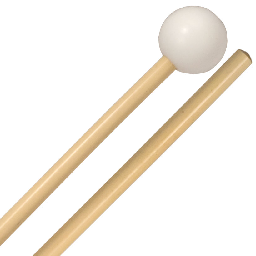 Vic Firth Orchestral Series Medium Hard Xylophone/Bell Mallets