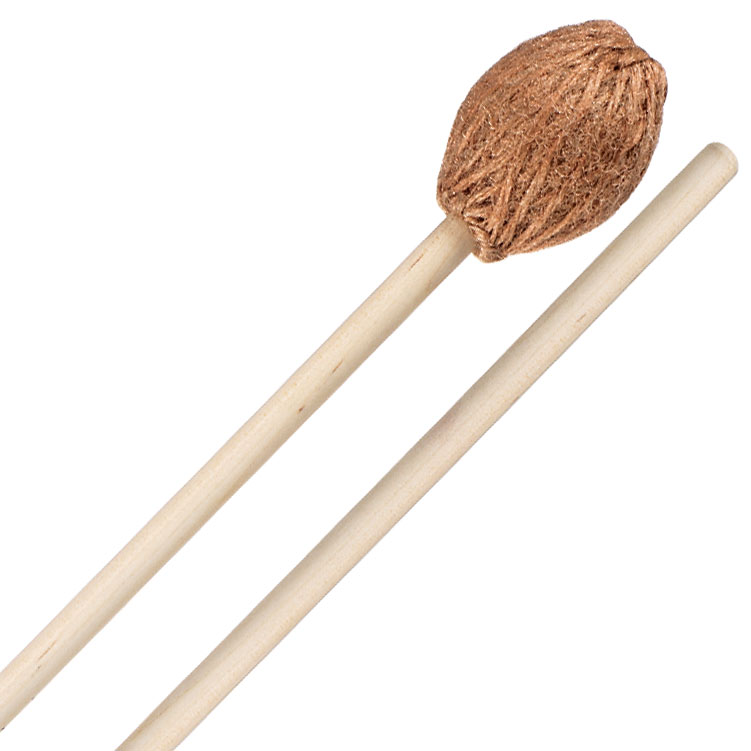 Vic Firth M172 Multi-Application Rubber Core Hard Marimba Mallets