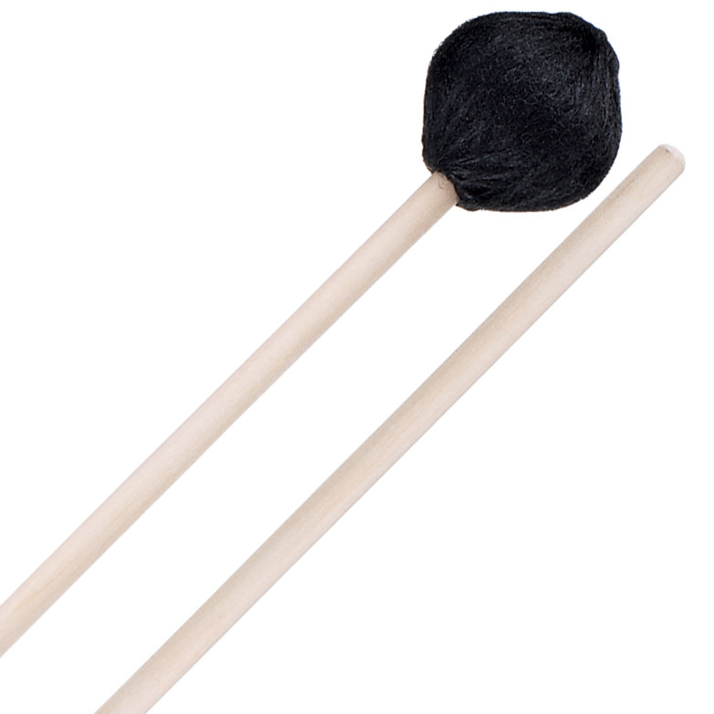 Vic Firth M181 Multi-Application Synthetic Core Medium Soft Marimba Mallets