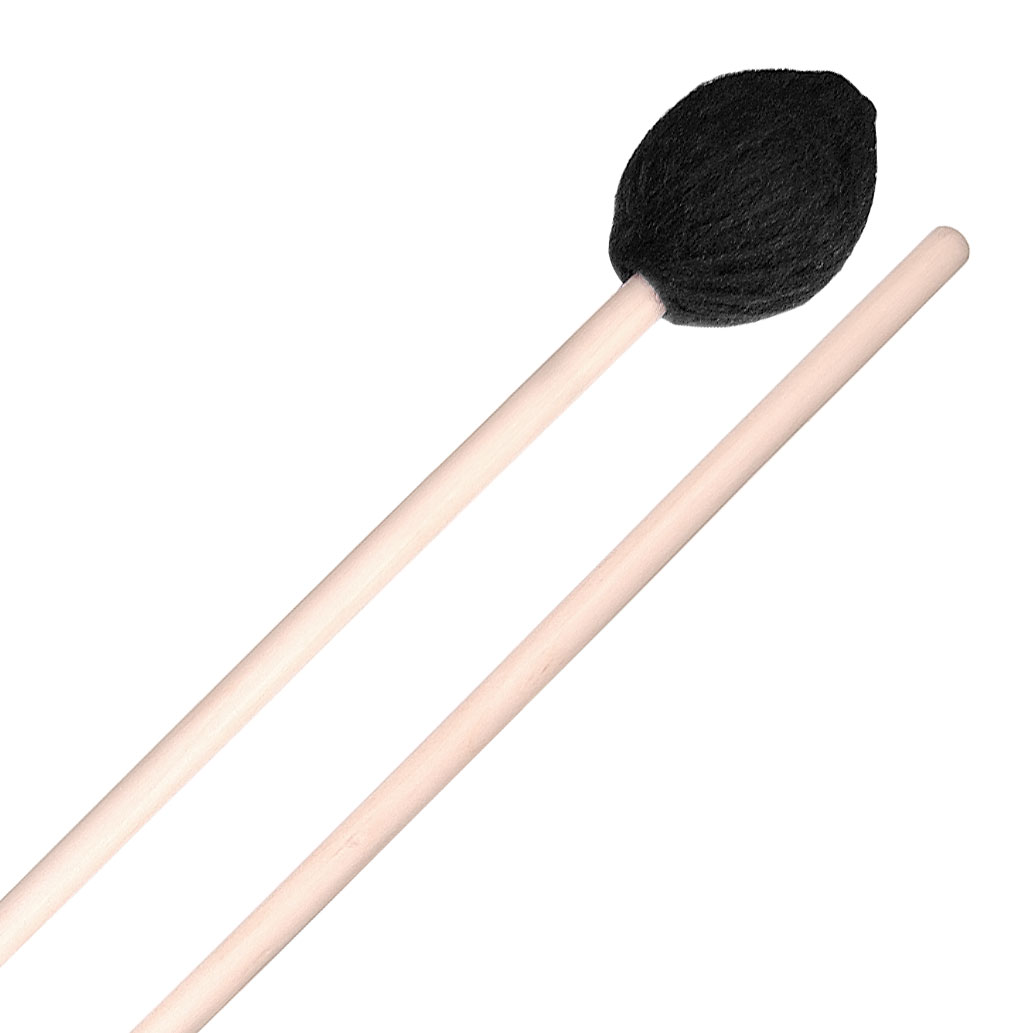 Vic Firth M184 Multi-Application Synthetic Core Hard Marimba Mallets