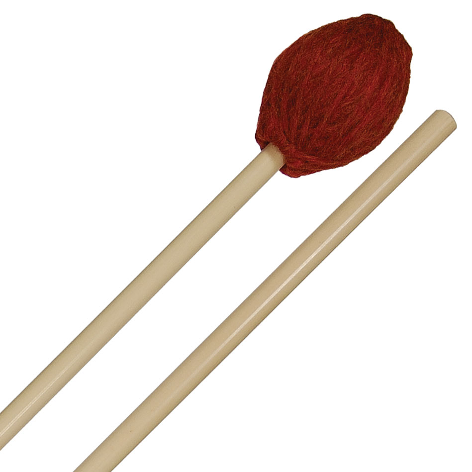 Vic Firth Pesante Series Medium Hard Marimba Mallets