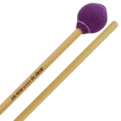 Vic Firth M265 Ian Grom Corpsmaster Medium Soft Vibraphone Mallets