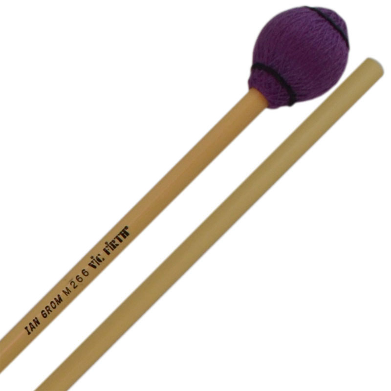 Vic Firth M266 Ian Grom Corpsmaster Medium Vibraphone Mallets
