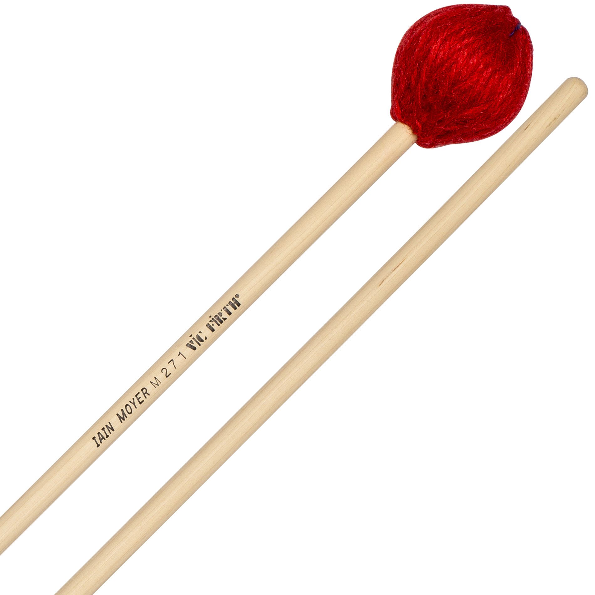 Vic Firth Corpsmaster Iain Moyer Signature Medium/Medium Hard Marimba Mallets