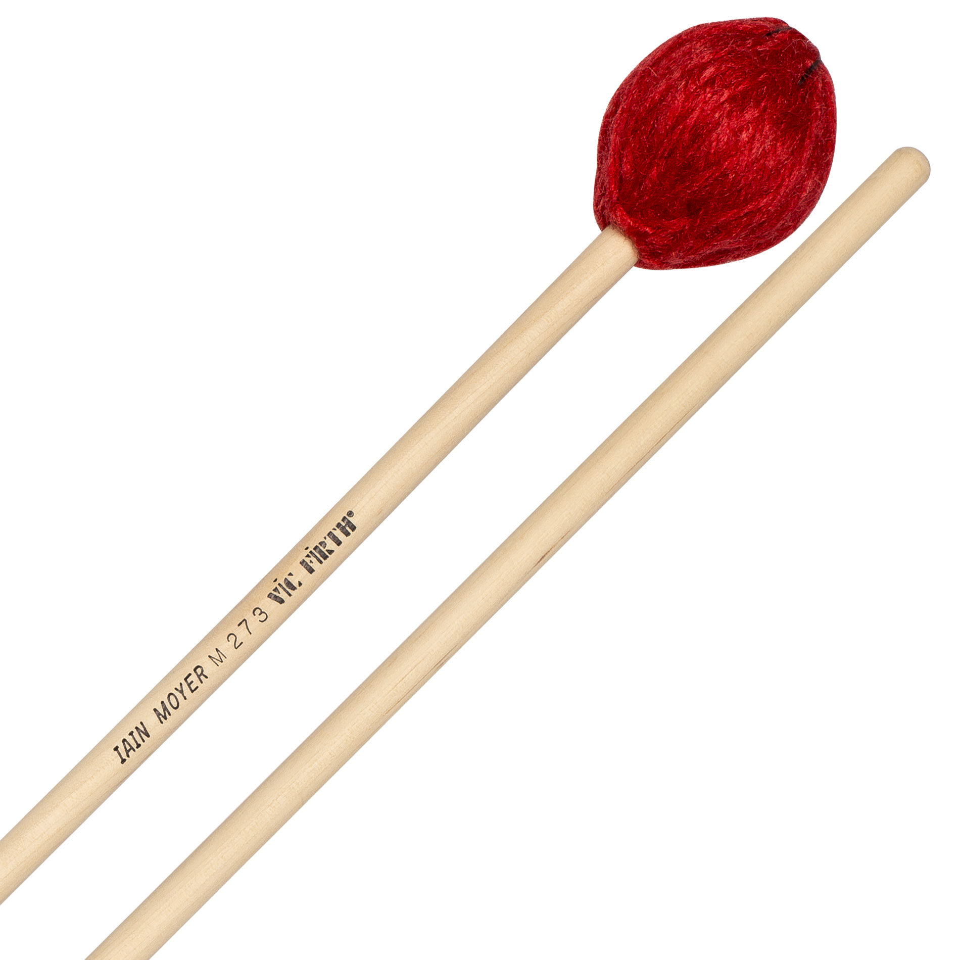 Vic Firth Corpsmaster Iain Moyer Signature Hard/Very Hard Marimba Mallets