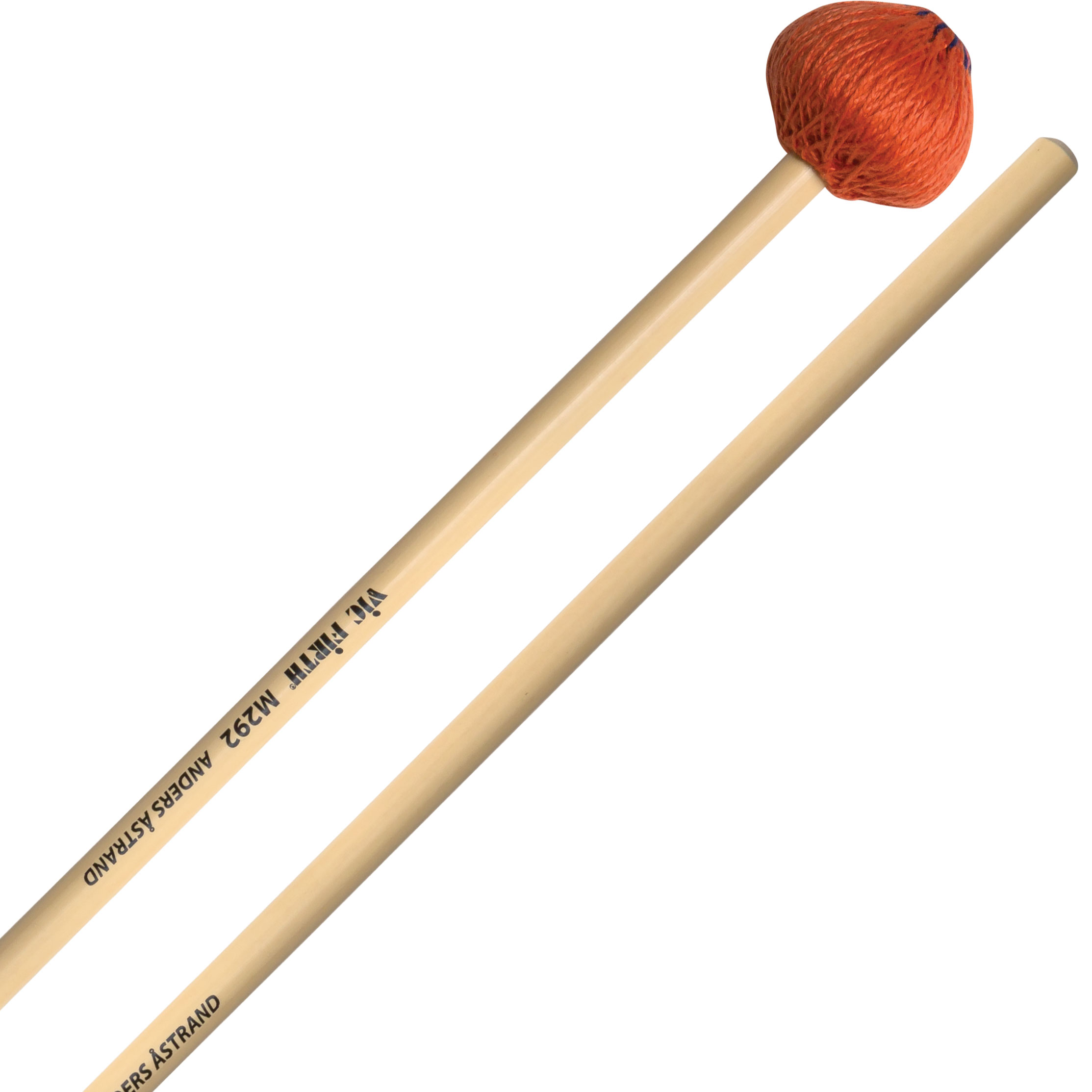 Vic Firth Anders Astrand Orange Signature Medium Keyboard Mallets