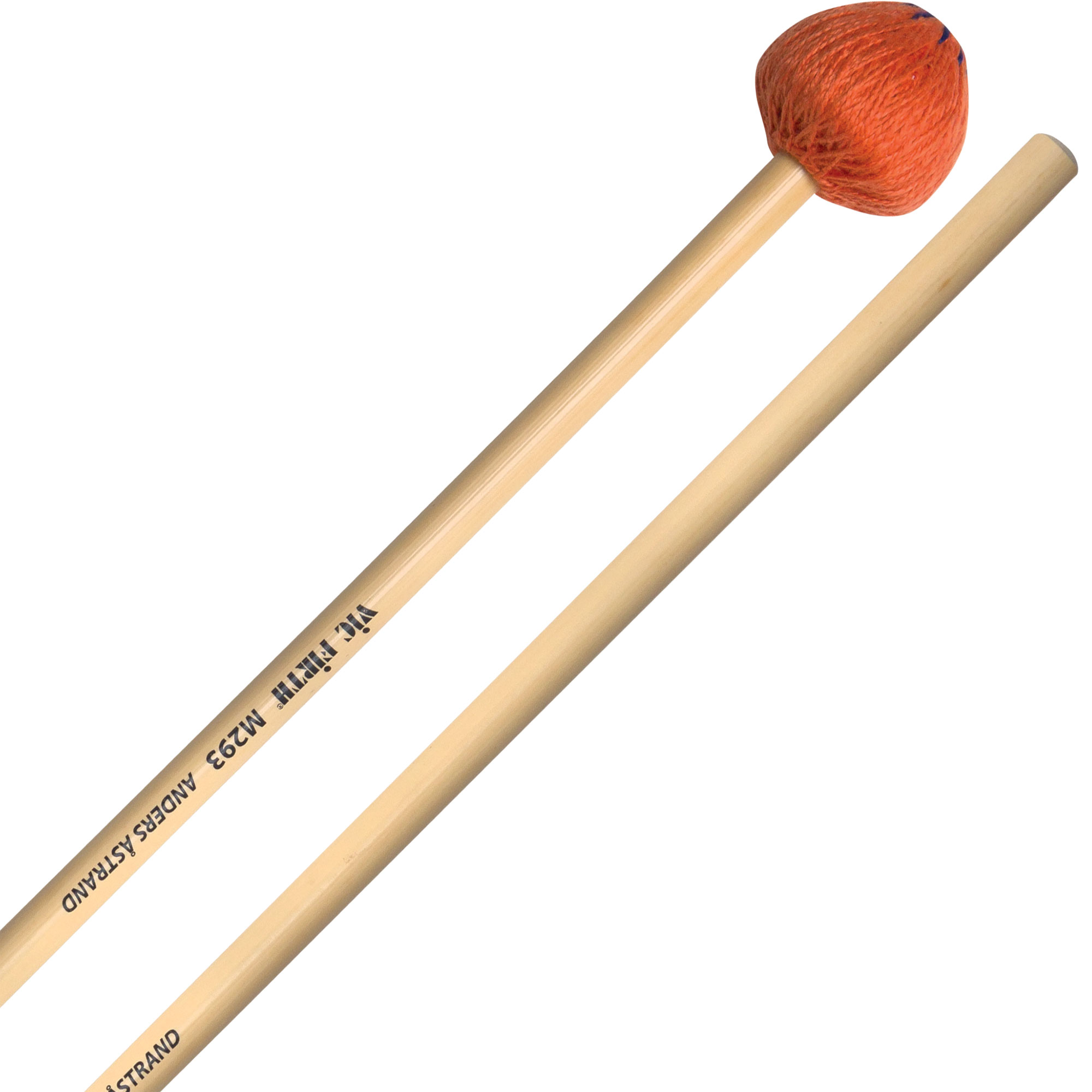 Vic Firth Anders Astrand Orange Signature Hard Keyboard Mallets