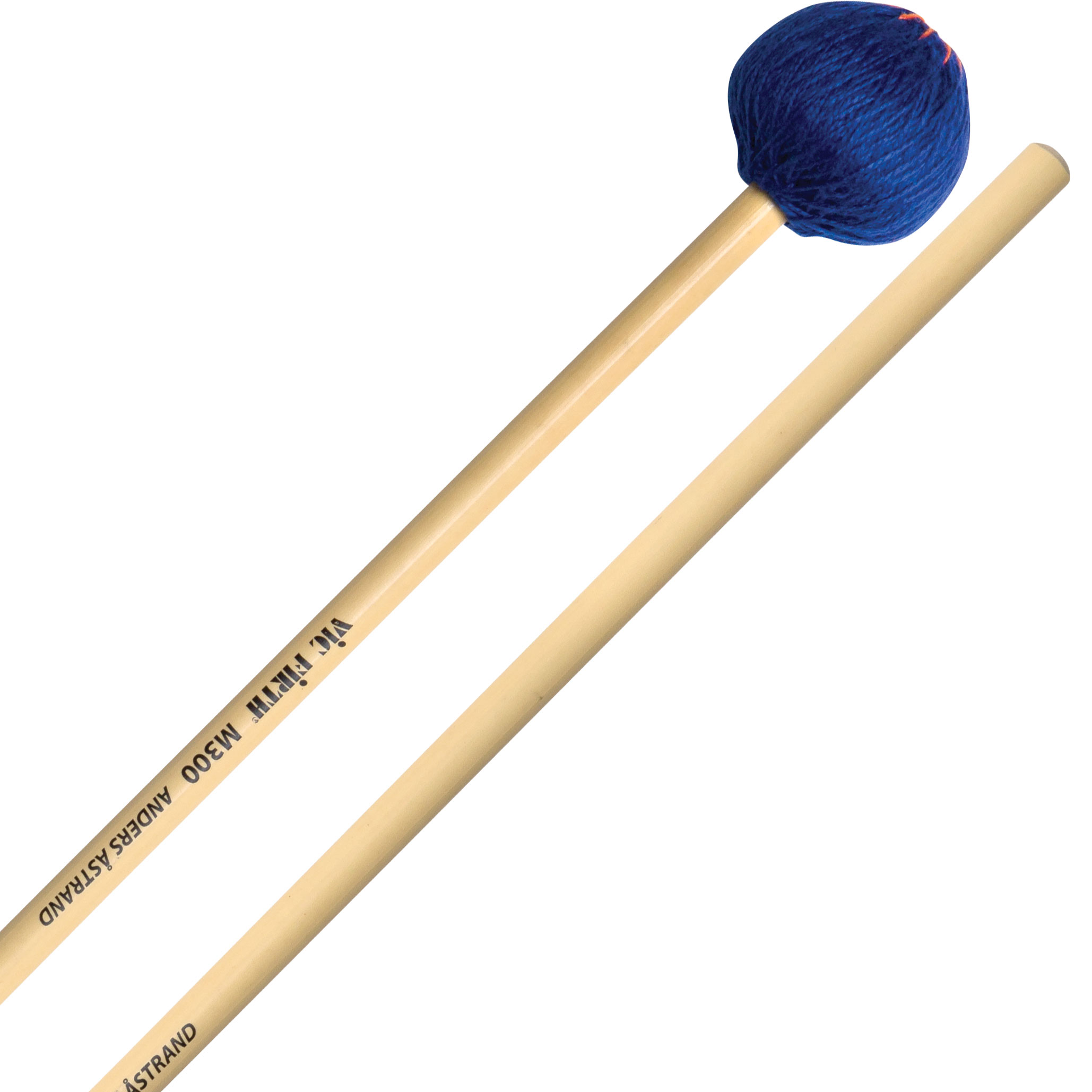 Vic Firth Anders Astrand Blue Signature Soft Keyboard Mallets