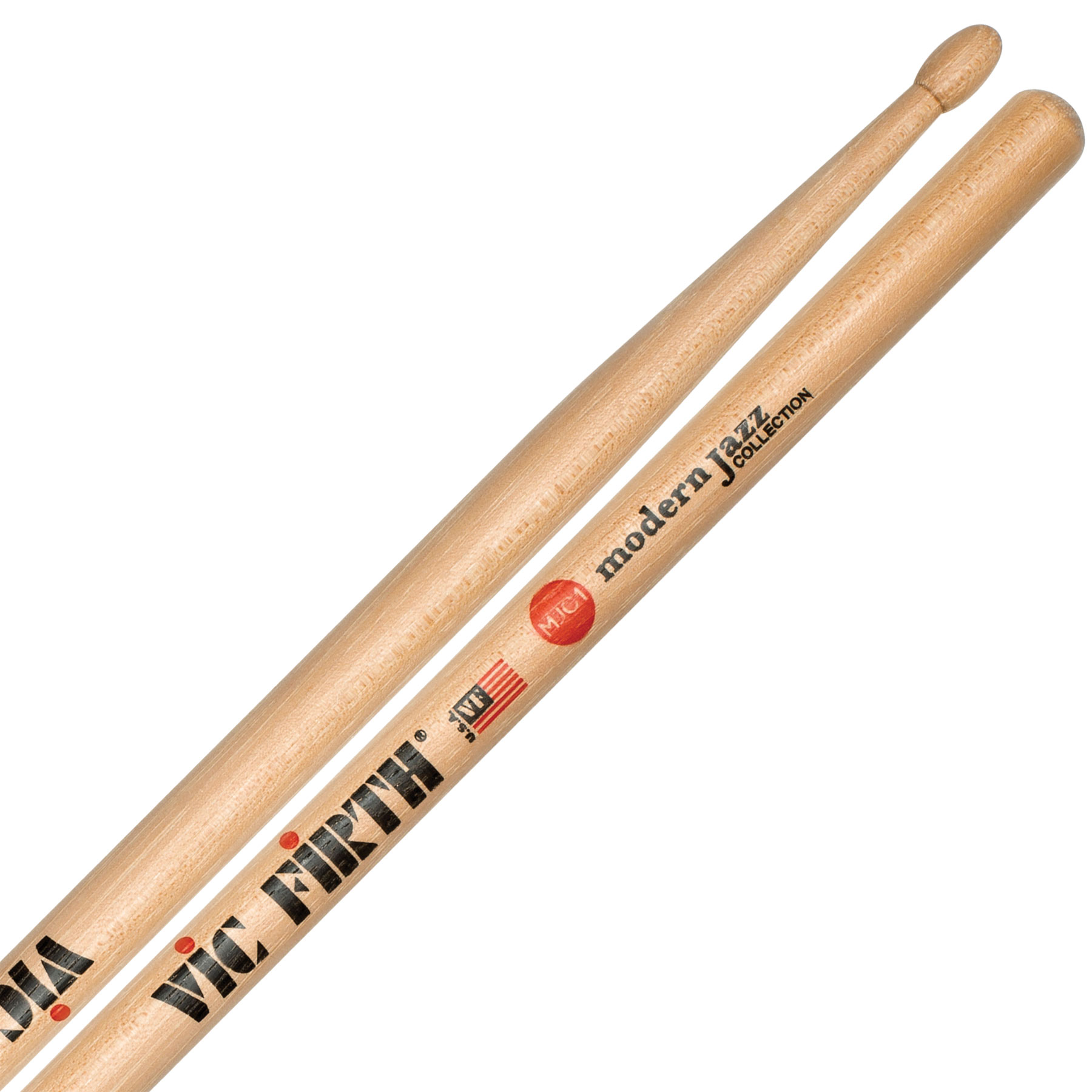 Vic Firth Modern Jazz Collection #1 Drumsticks
