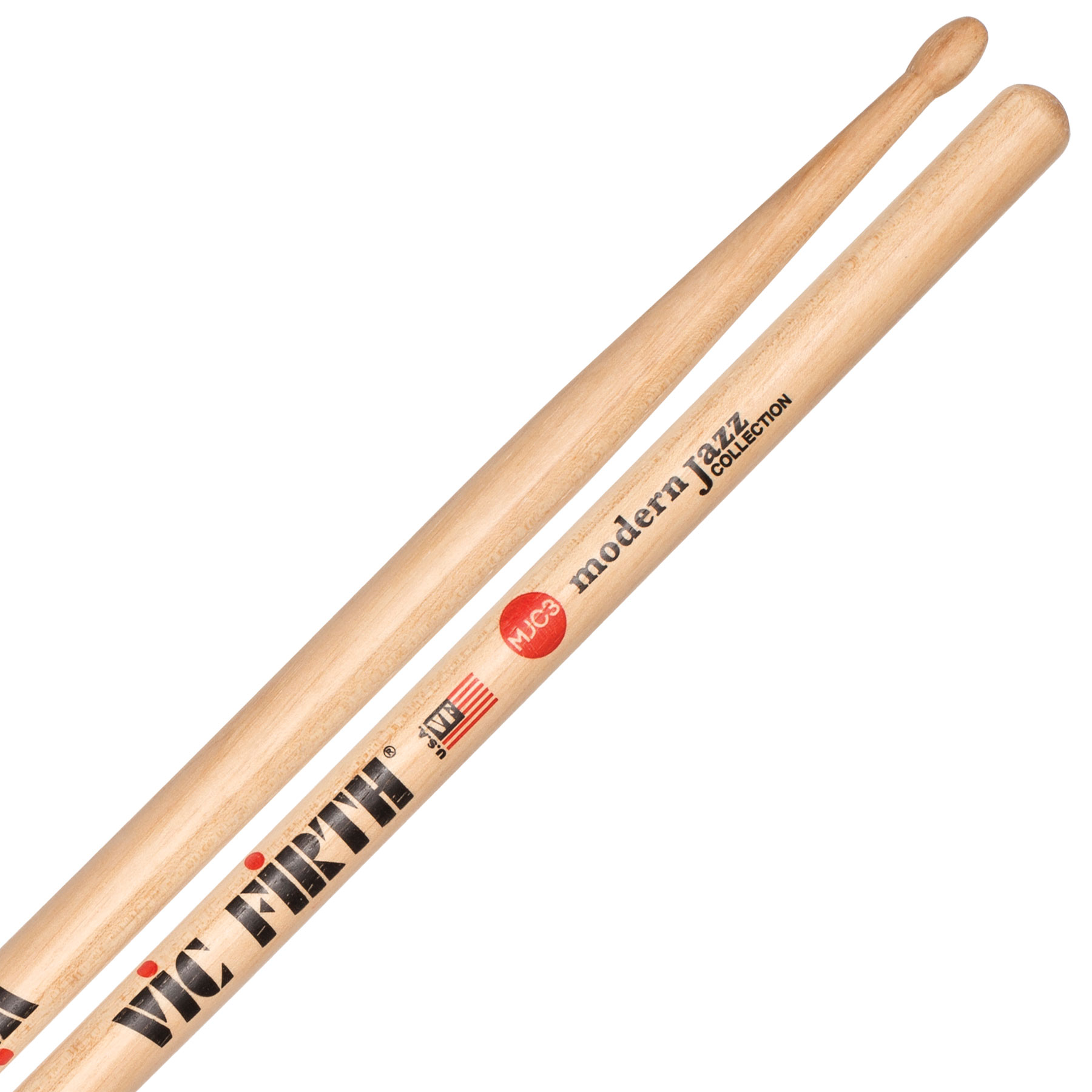 Vic Firth Modern Jazz Collection #3 Drumsticks