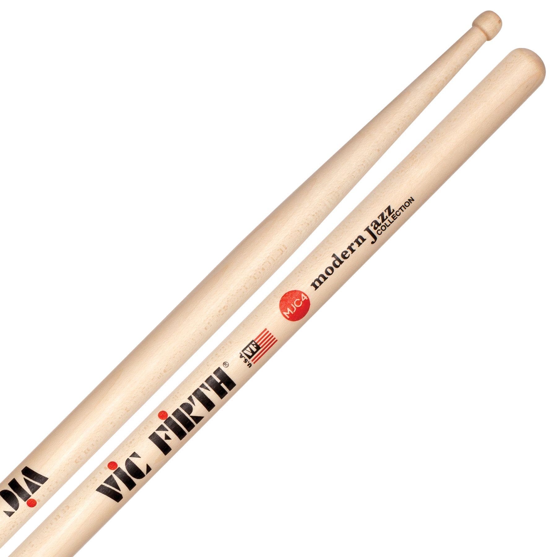 Vic Firth Modern Jazz Collection #4 Drumsticks