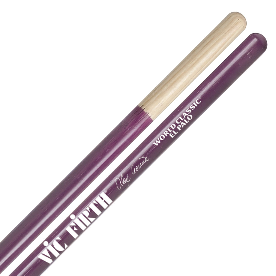 Vic Firth Alex Acuna World Classic El Palo Signature Timbale Sticks