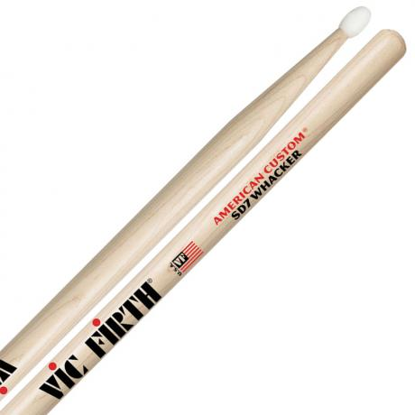 Vic Firth American Custom SD7 Whacker Drumsticks