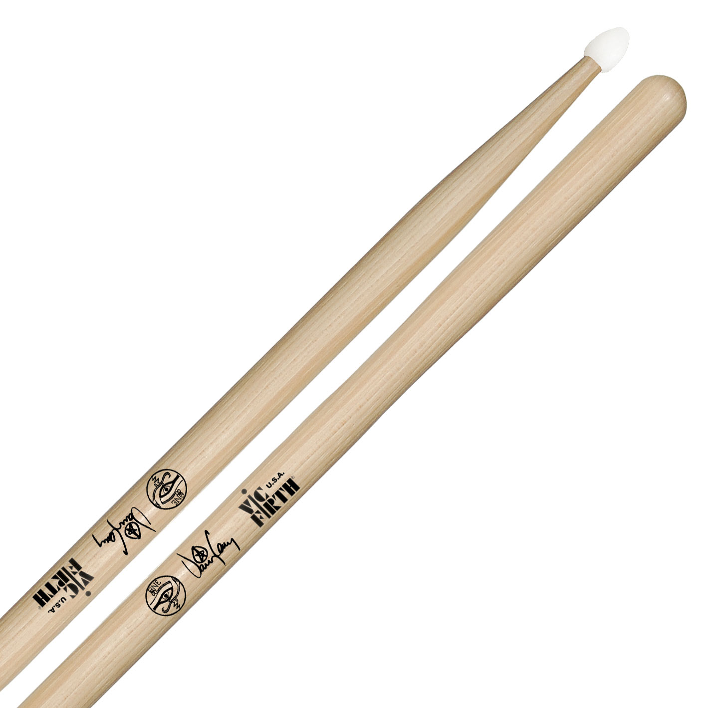 Vic Firth Danny Carey Nylon Tip Signature Drumsticks