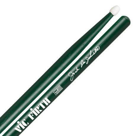 Vic Firth Jack DeJohnette Nylon Tip Signature Drumsticks