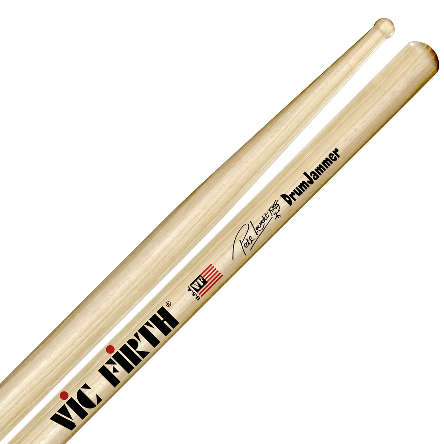 Vic Firth Pete Lockett DrumJammer Signature Drumsticks