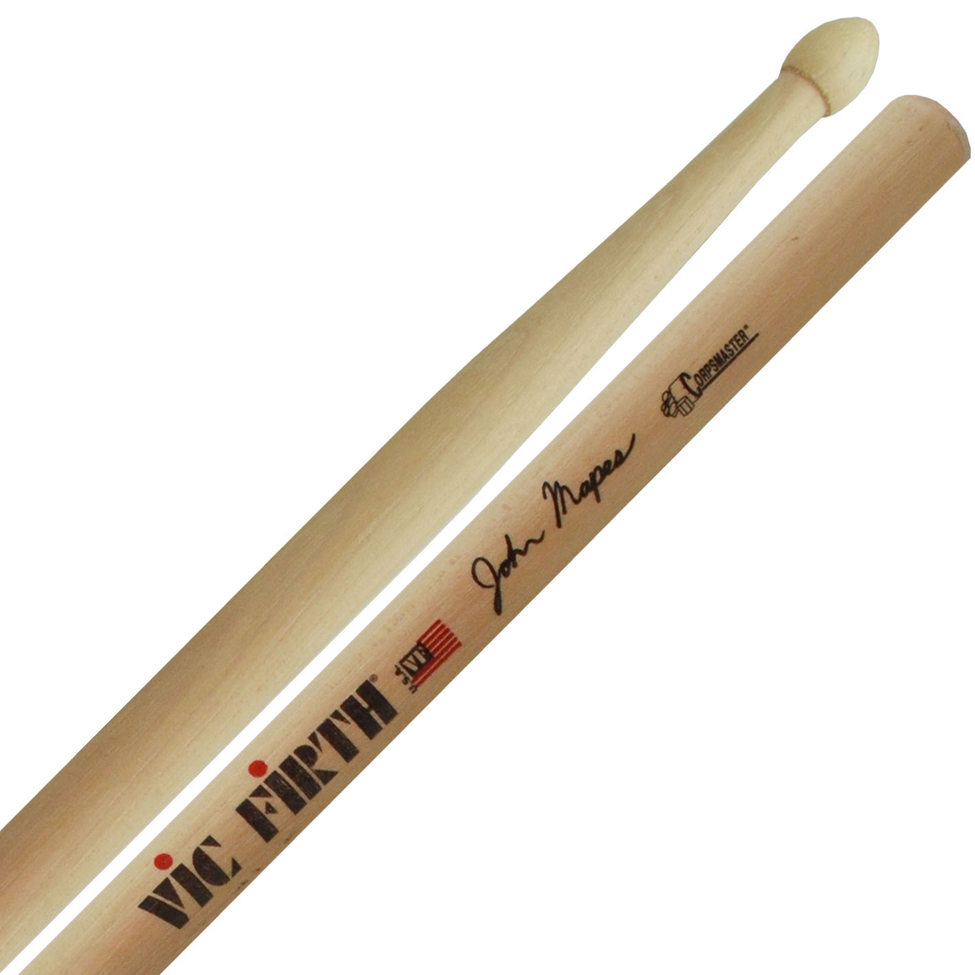 Vic Firth SMAP John Mapes Corpsmaster Marching Snare Drum Sticks