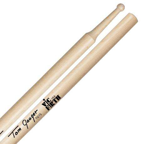 Vic Firth Tom Gauger Series General Signature Concert Snare Sticks