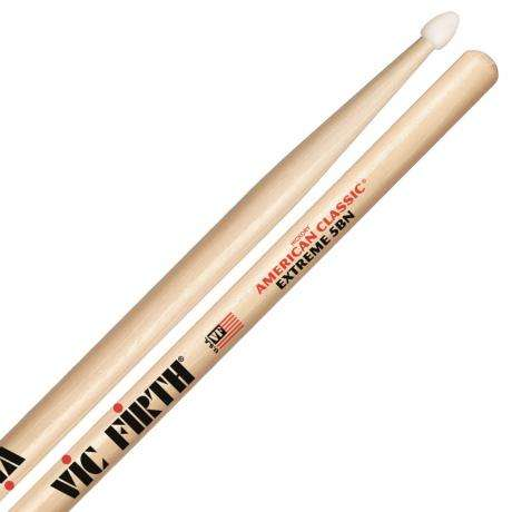 Vic Firth American Classic Extreme Nylon Tip 5B Drumsticks