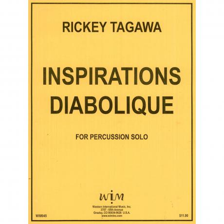 Inspirations Diabolique by Rickey Tagawa
