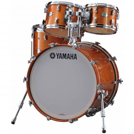 Yamaha Absolute Hybrid Maple 4-Piece Drum Set Shell Pack (22