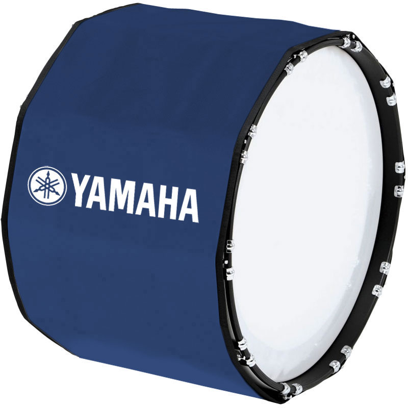 "Yamaha 32"" Custom Color Marching Bass Cover"