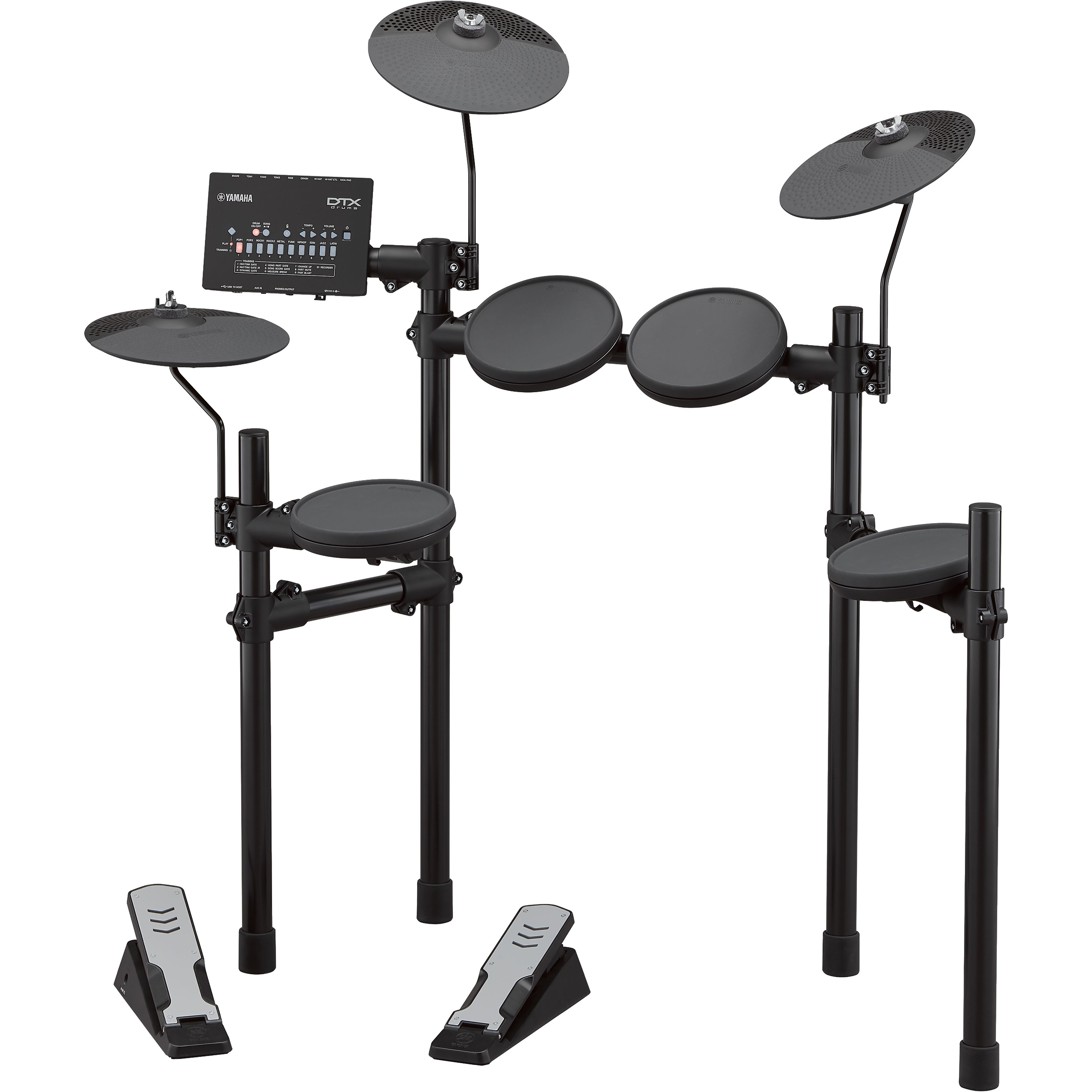 Yamaha 5-Piece Electronic Drum Set