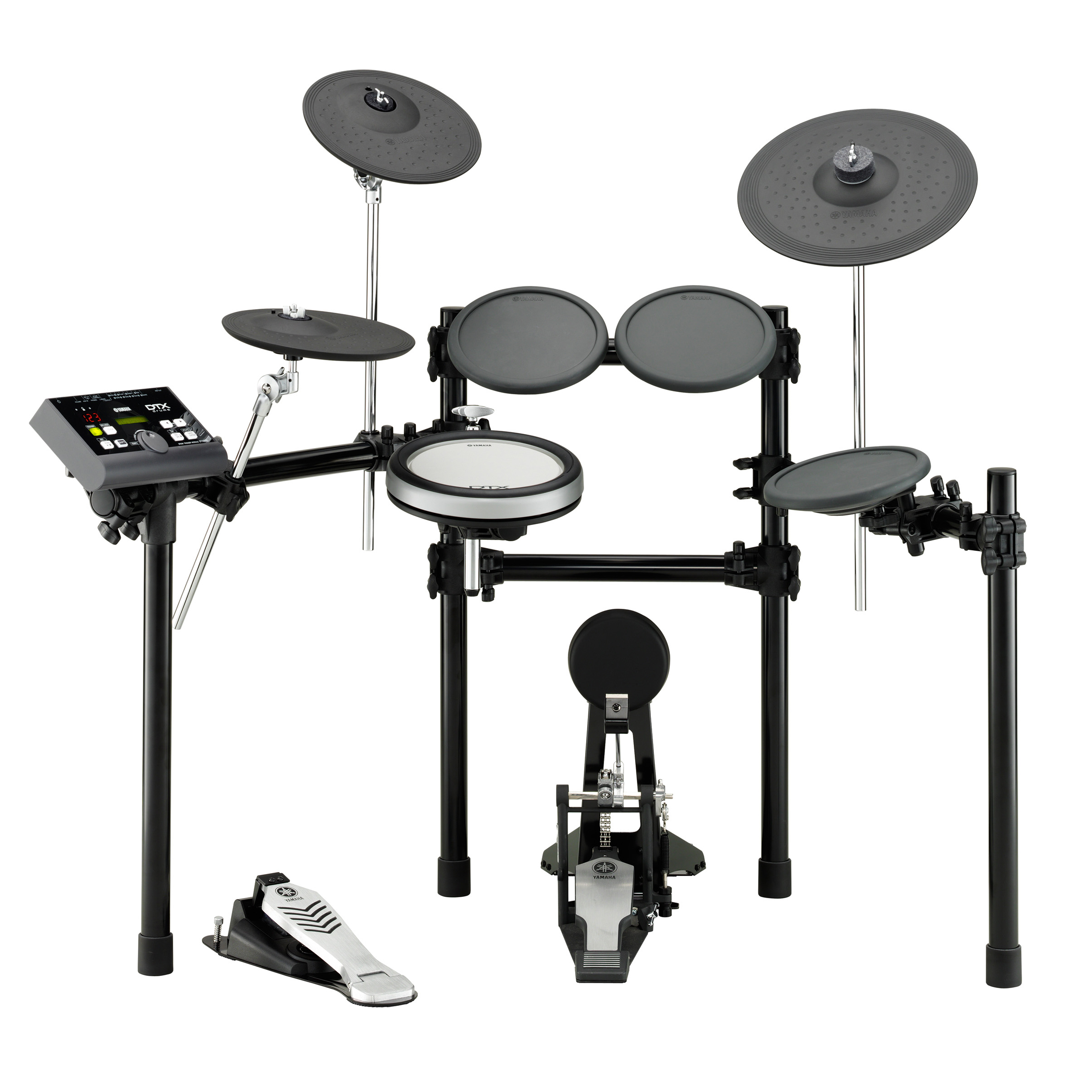 Yamaha dtx520k electronic drum set dtx520k for Yamaha electronic drum kit for sale