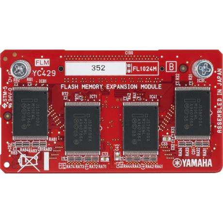 Yamaha 1GB Flash Board for Motif XF