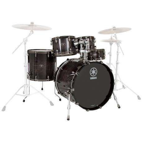 Yamaha Live Custom 5 Piece Drum Set Shell Pack 22 Quot Bass