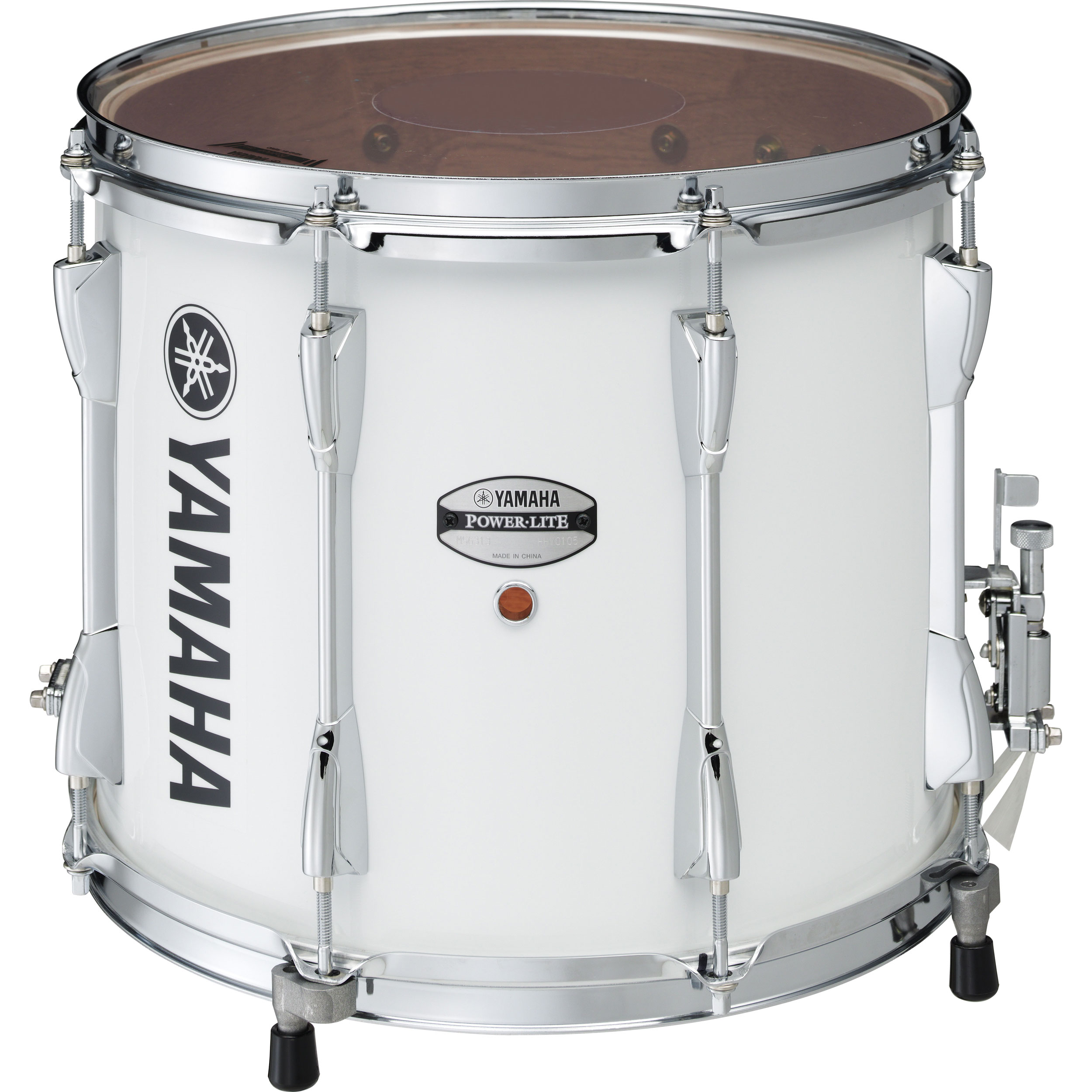"Yamaha 14"" (Diameter) x 12"" (Deep) 6300 Series Power-Lite Marching Snare Drum"